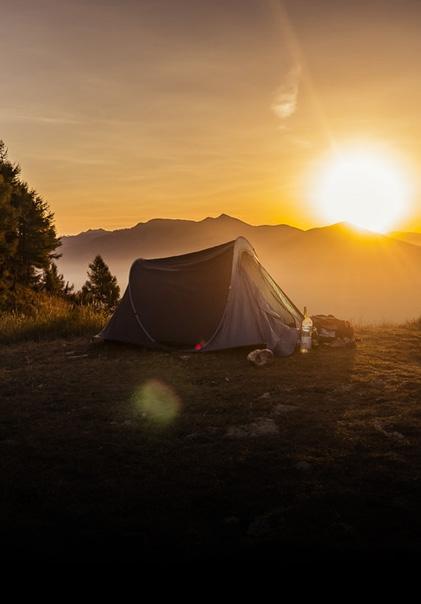 Camping en Nouvelle Aquitaine