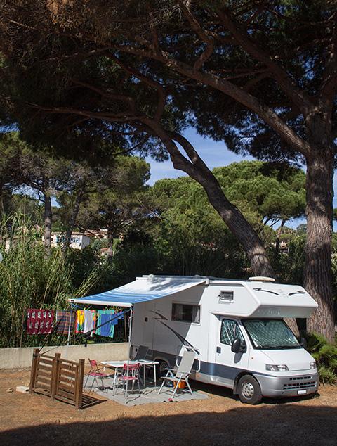 Vacances au camping 1