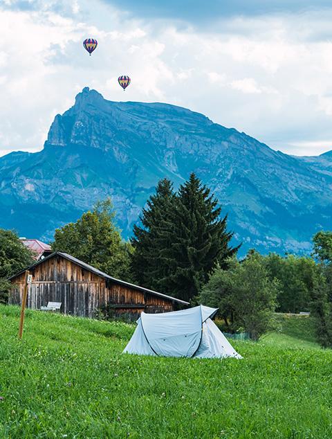 Vacances au camping 2